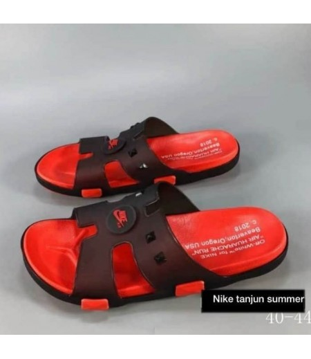 NIKE TANJUN SANDAL ORIGINAL (Red White)