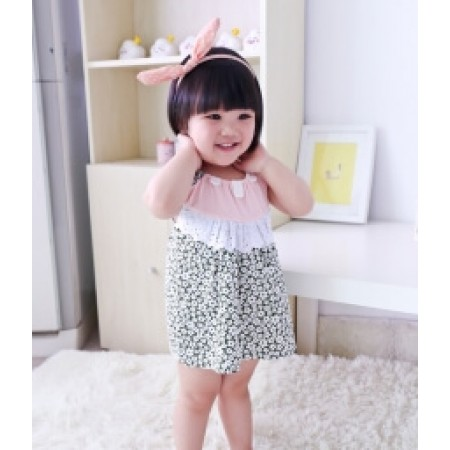 ALINE KIDS DRESS IMPORT KD24 SALEM PINK