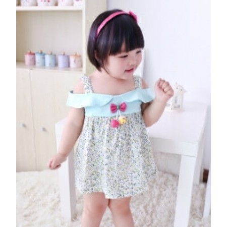 CUTE KOREA KIDS DRESS KD28 TOSCA