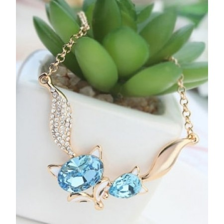 KALUNG SPIRIT FOX JY58242 SKY BLUE
