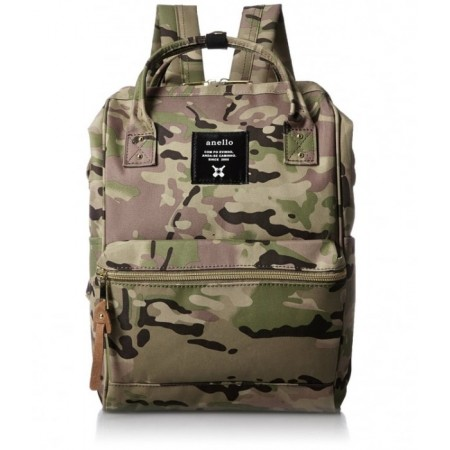 ANELLO JAPAN TRAVEL BACKPACK IMPORT BG825 ARMY