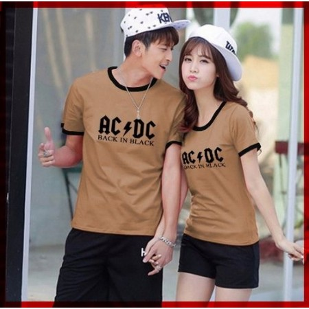 CR Cp T-Shirt ACDC
