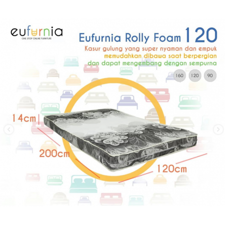 Eufurnia Rolly Foam