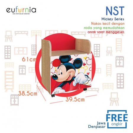 Olympic Night Stand Mickey Series - Nakas Anak Character Mickey / NST