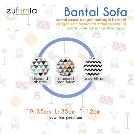 BANTAL SOFA PREMIUM