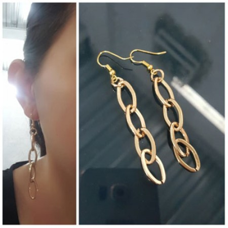 Anting Golden Chain