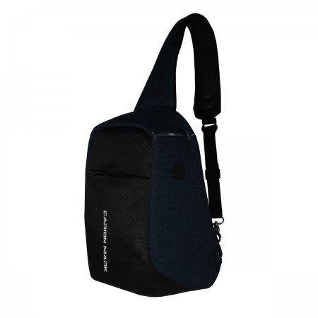 Tas Anti maling, Tas Slempang, Tas Samping, Small Hole for Headset Carion 410001 B