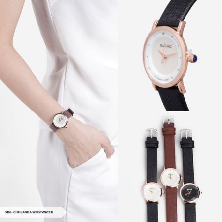 Cheilanda Plain Analog Wristwatch