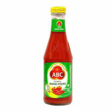 ABC Sambal Manis Pedas 335ml