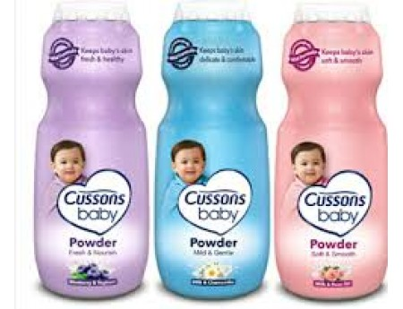 Cussons baby powder 100gr