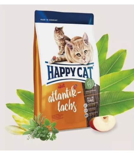 Happy Cat Supreme Atlantic Salmon (Atlantik Lachs) repack 1 kg