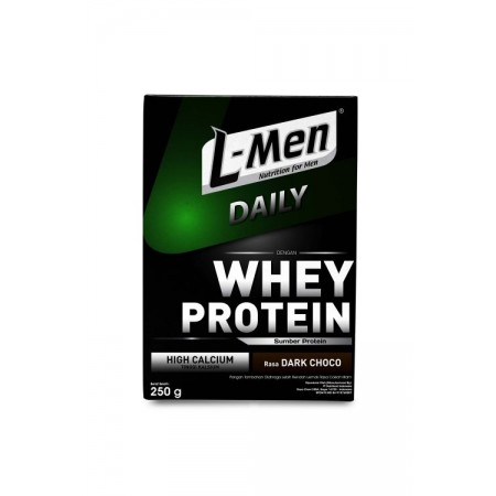 L-Men Whey Protein Dark Coklat