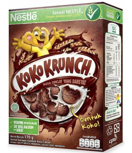 Nestle Koko Krunch 170gr