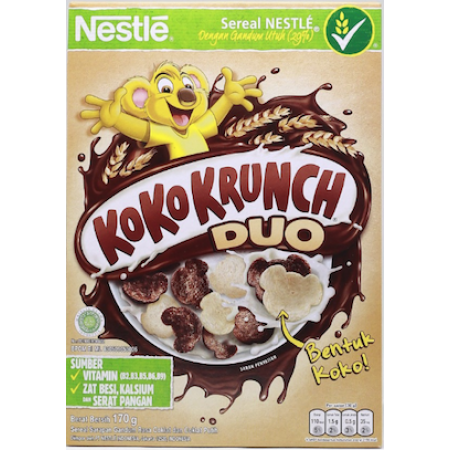 Nestle Koko Krunch Duo 170gr