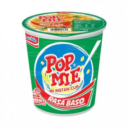 Pop Mie Baso 75gr