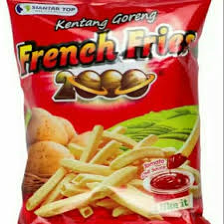 French Fries 2000 23gr
