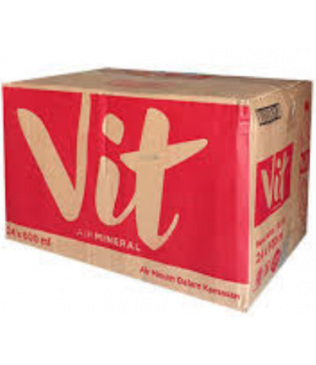 Vit Air Mineral 600ml/Karton