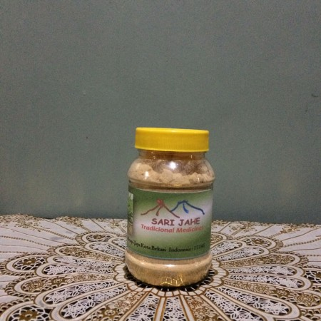 Sari Jahe Emprit (Herbal Merapi)