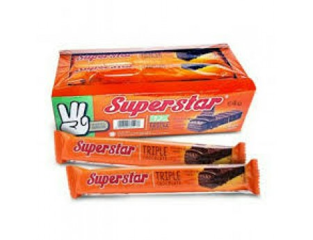 Wafer Superstar 1 dus