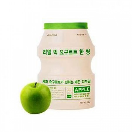 A'PIEU Real Big Yogurt One Bottle Apple