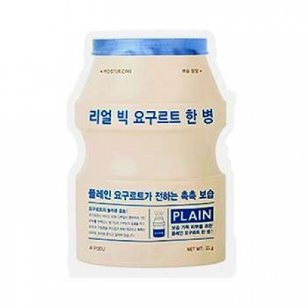 A'PIEU Real Big Yogurt One Bottle Plain