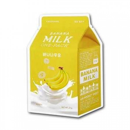 APIEU Milk One Pack - Banana Milk