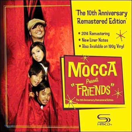 Mocca - Friends (The 10th Anniversary