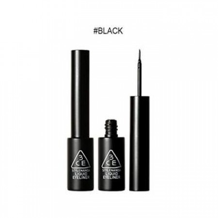 3CE Liquid Eye Liner #Black