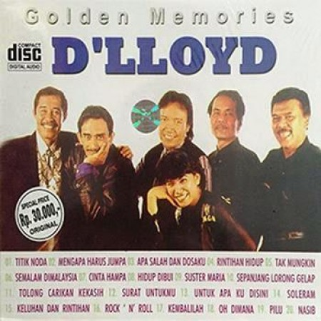 D'lloyd - Golden Memories D'lloyd