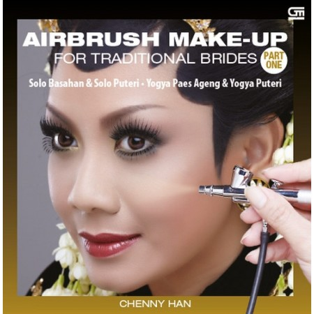 Airbrush Make-up Part One: For Traditional Brides