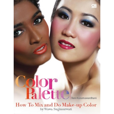 Color Palette: How to Mix and Do Make-Up Color