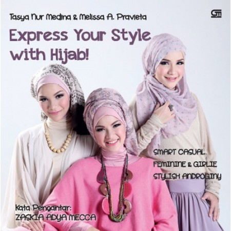 Express Your Style with Hijab!