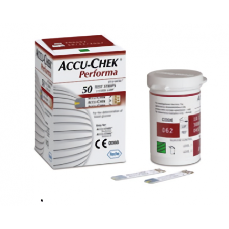 Accuchek Performa 50 (Strip Gula Darah)