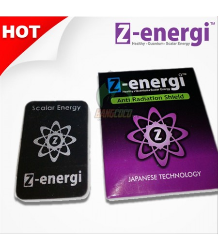 Sticker Anti Radiasi Z-energi