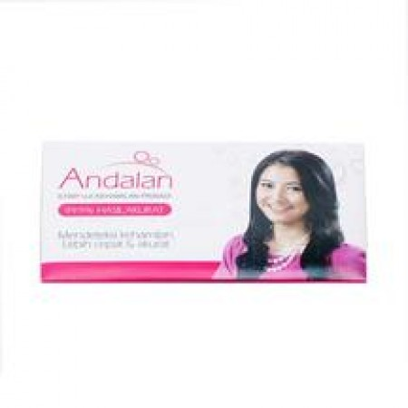 Andalan Pregnancy Test - 5 Pcs