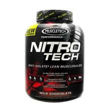 MuscleTech Performance Series Nitro Tech - 4 LB