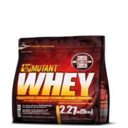 Mutant Whey Chocolate - 5 Lbs