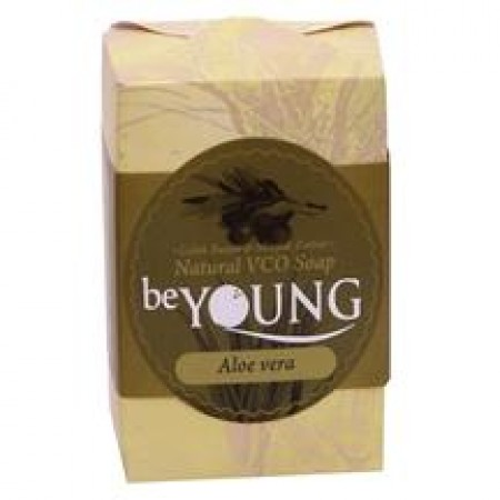 Be Young Aloe Vera Soap - 100 gr