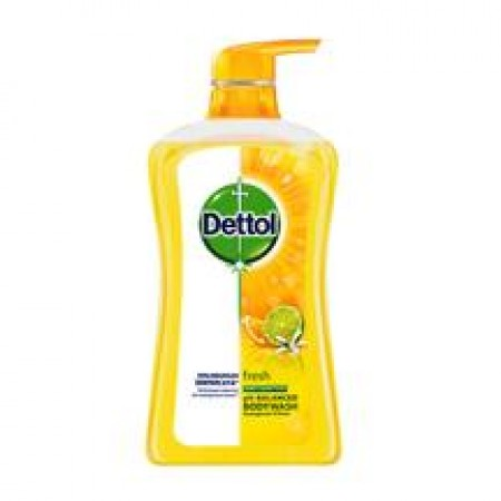 Dettol Body Wash Bottle Fresh