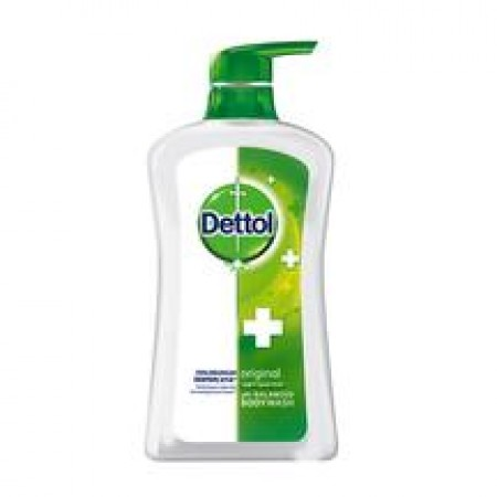 Dettol Body Wash Bottle Original