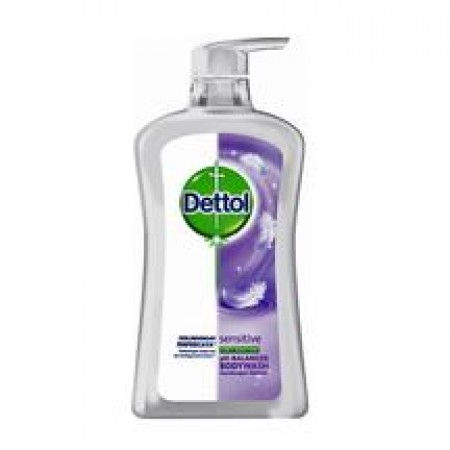 Dettol Body Wash Bottle Sensitiv