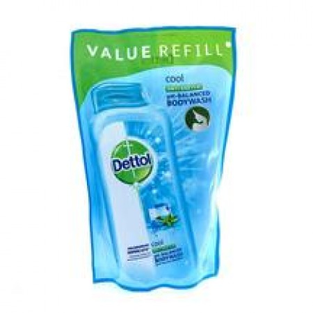 Dettol Body Wash Refill Cool - 4