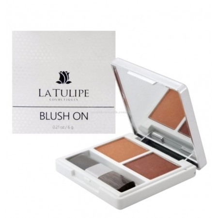 La Tulipe Blush On 02 Toffe