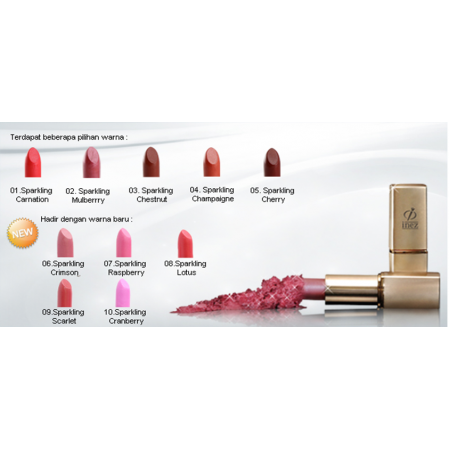 INEZ 900 - INTENSE COLOR MOISTURIZING LIPSTICK