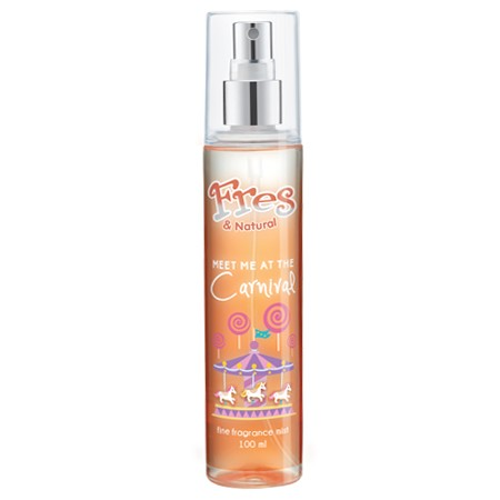 Fres & Natural  Spray Cologne 100 ml - Meet Me At The Carnival