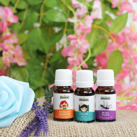 Bonnels Paket 3  Essential Oil