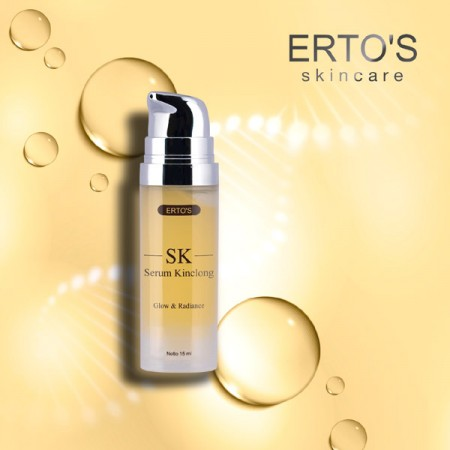 ERTOS SERUM KINCLONG (Glow & Firm)