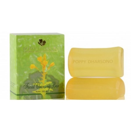 Poppy Dharsono Cosmetics Facial Cleasing Bar