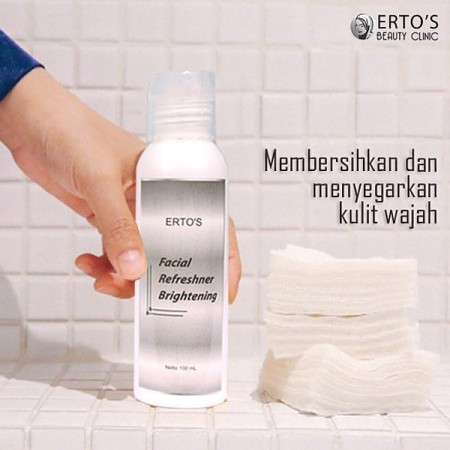 ERTOS FACIAL REFRESHNER TONER