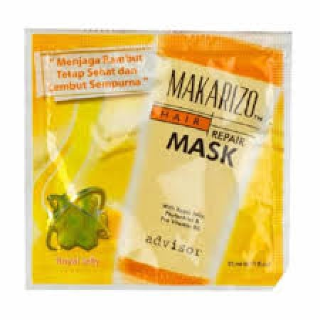 Makarizo hair repair mask15ml